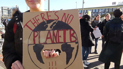 there is no planet B - Bild